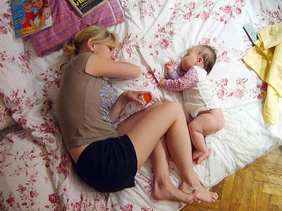3 Reasons to Avoid Co-Sleeping