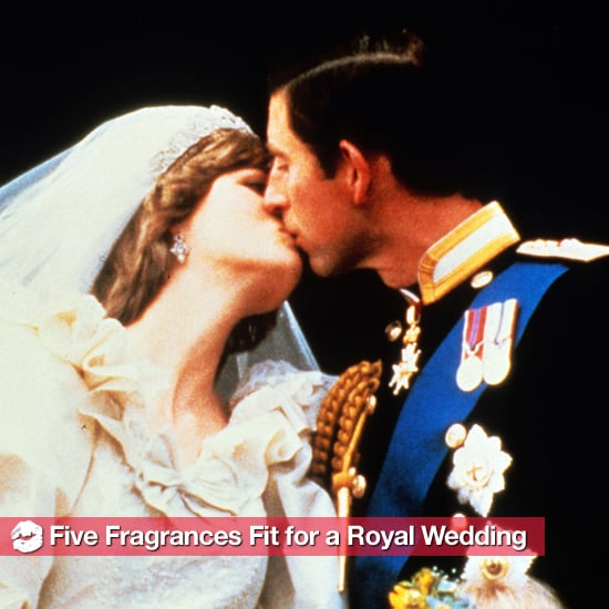 Five Royal Wedding Perfumes From the Past