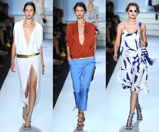 Spring 2011 New York Fashion Week: Diane von Furstenberg