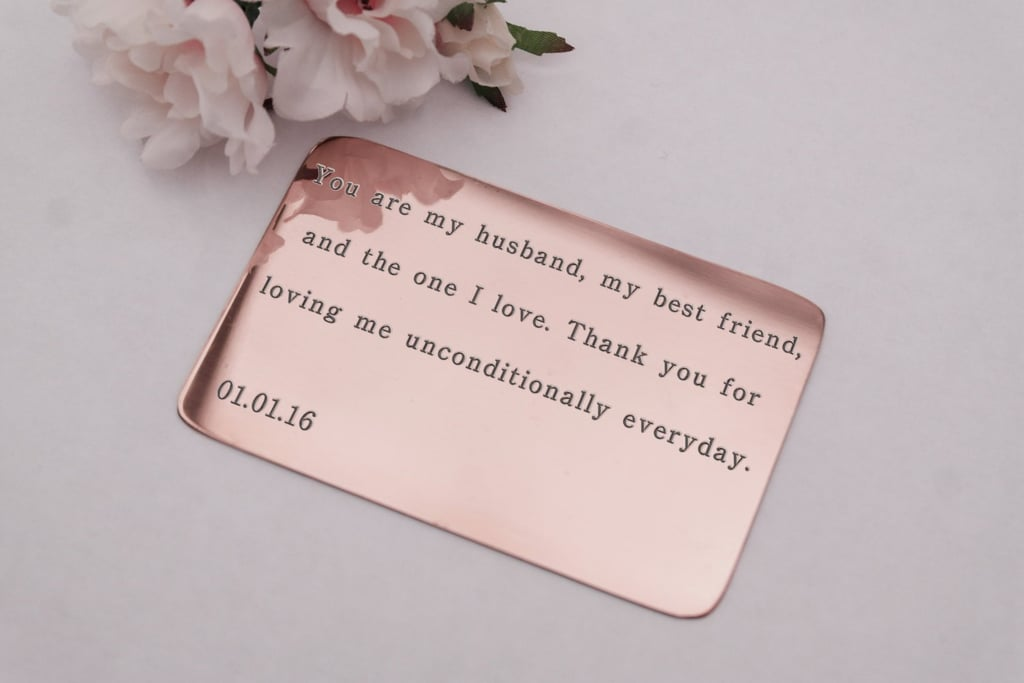 13 Personalized Valentine's Day Gifts For Your SO
