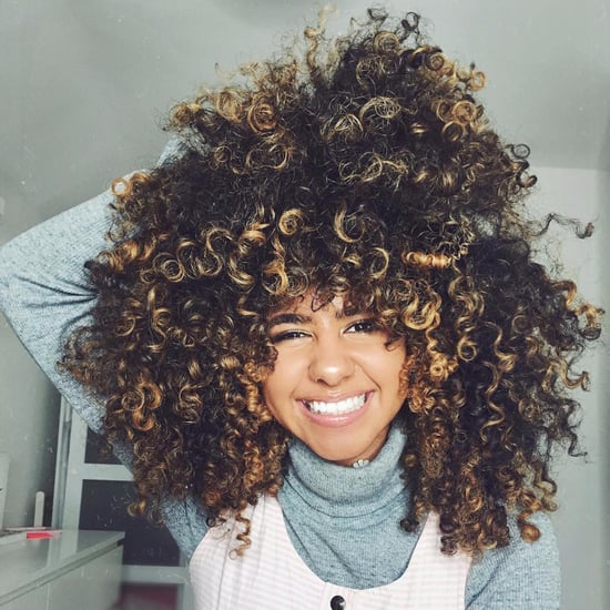 How to Embrace Natural Curly Hair