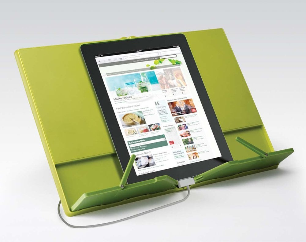 Joseph Joseph Cookbook Compact Folding Bookstand ($30)