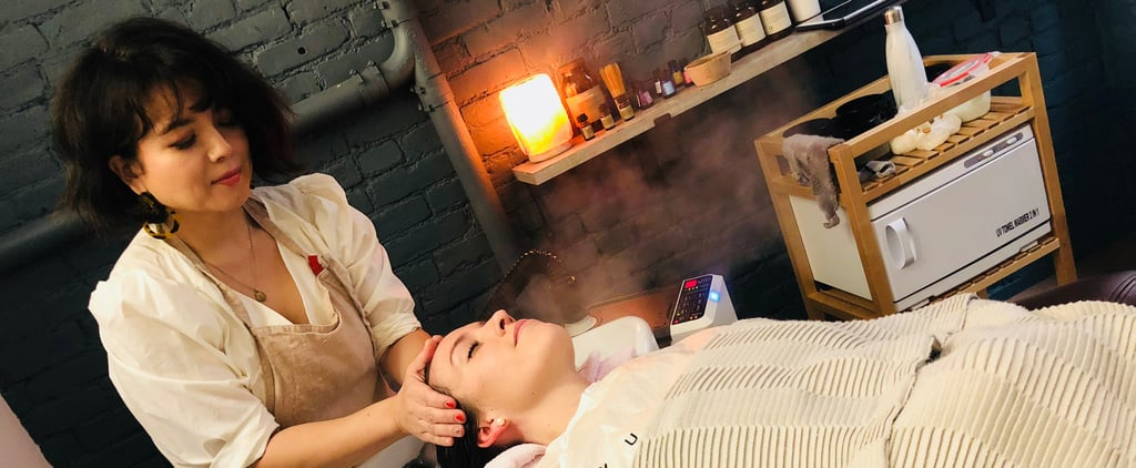Head Spa Scalp Facial Experience