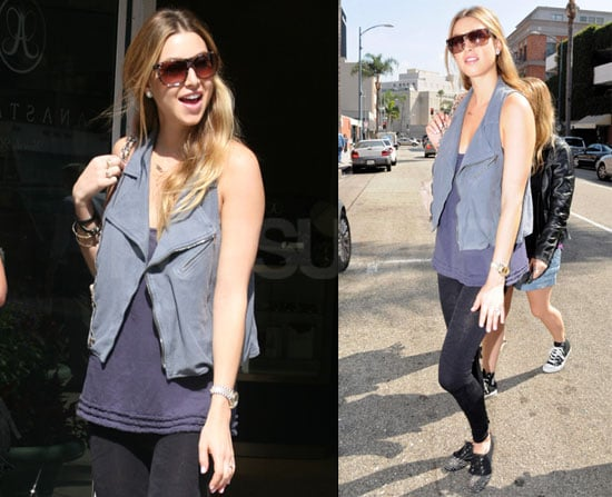 Photos of Whitney Port of The City in LA