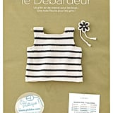 Baby Striped Tank Top Knitting Pattern ($4)