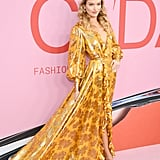 Martha Hunt at the 2019 CFDA Awards