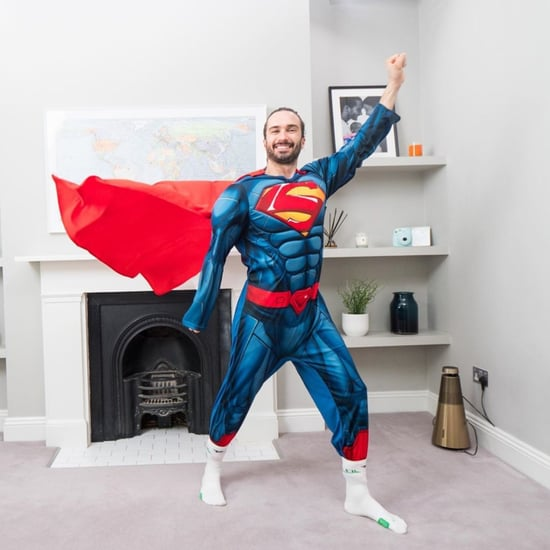 Joe Wicks Raises £200,000 For the NHS