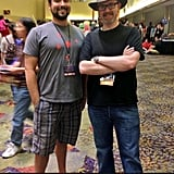 This cosplay of actor Wil Wheaton and MythBuster's Adam Savage is spot on!