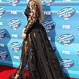 At the 2015 Season Finale of American Idol