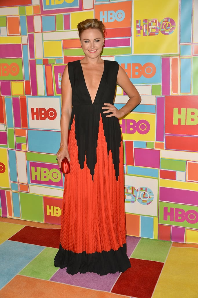 Malin Akerman at the HBO Emmys Afterparty