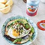 Fried Egg Tostadas