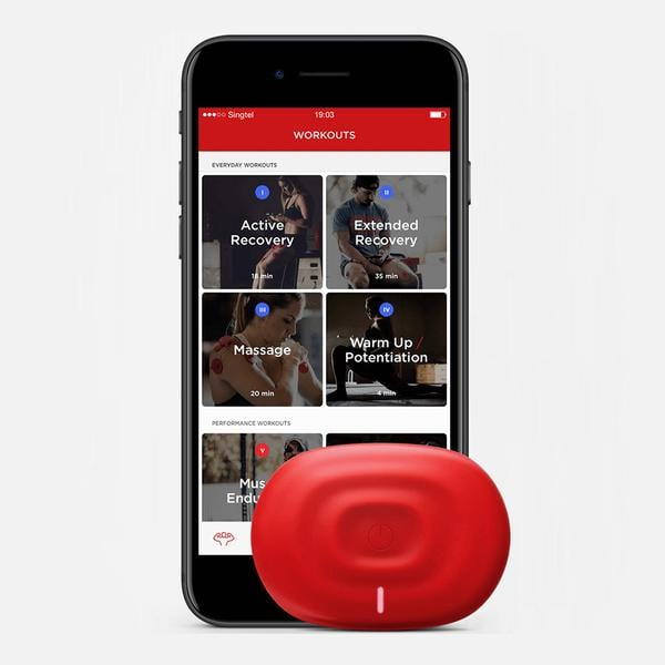 PowerDot Smart Muscle Stimulator