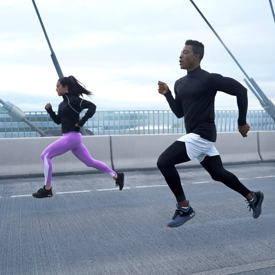 Warm Under Armour Clothes For Winter Outdoor Workouts