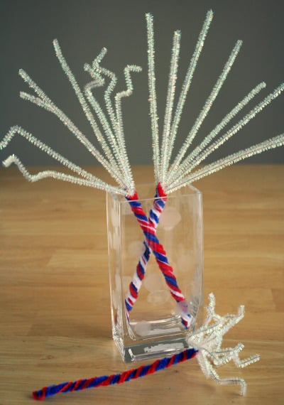 Pipe-Cleaner Sparklers
