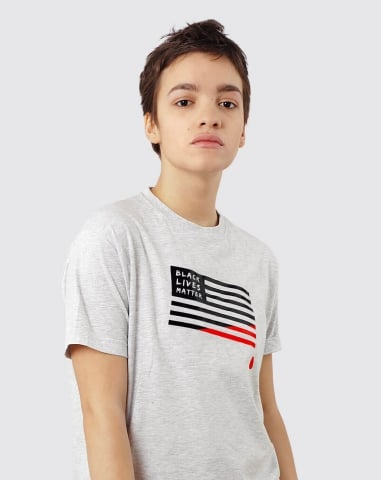 All Riot Black Lives Matter American Flag T-Shirt ($23)