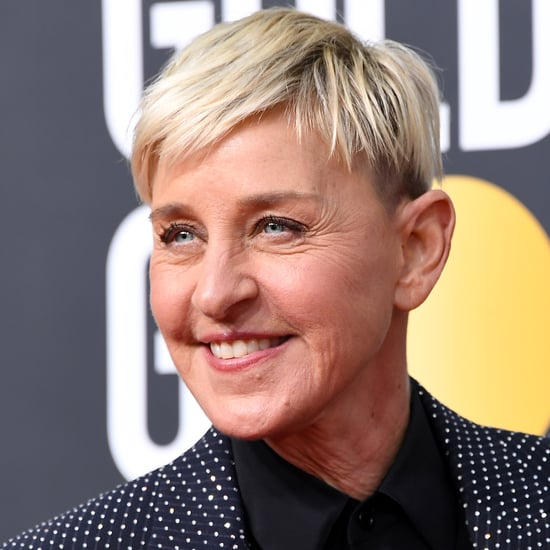 Ellen DeGeneres's Speech at the 2020 Golden Globes Video