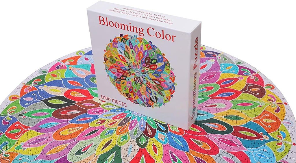 Blooming Color Puzzle