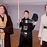 Become a Jedi for the day