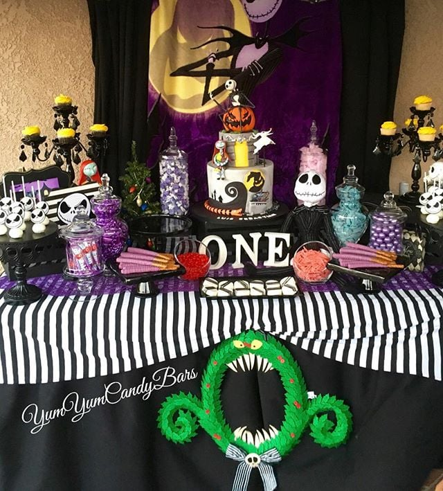 The Nightmare Before Christmas Party Ideas Popsugar Family
