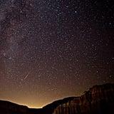 Watch a meteor shower