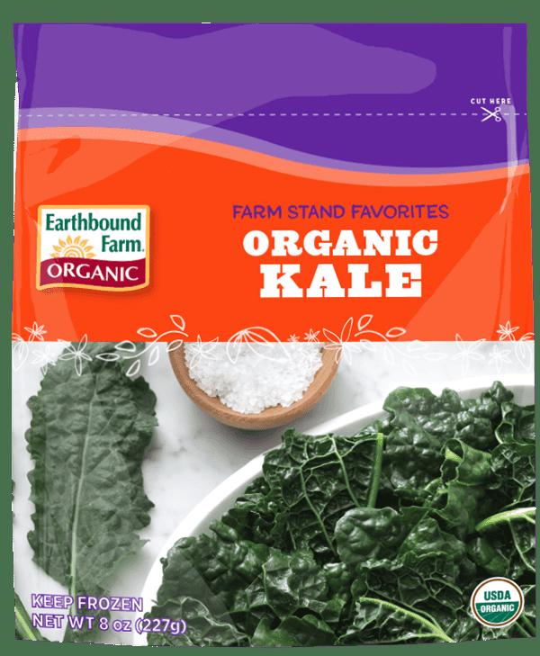 Earthbound Farm Frozen Organic Kale