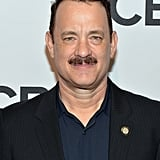 Think his Apollo 13 days count as training? It's been rumored that Tom Hanks is among the celebrities who have booked a seat with Virgin Galactic.