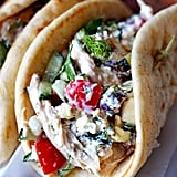Greek Tzatziki Chicken Salad