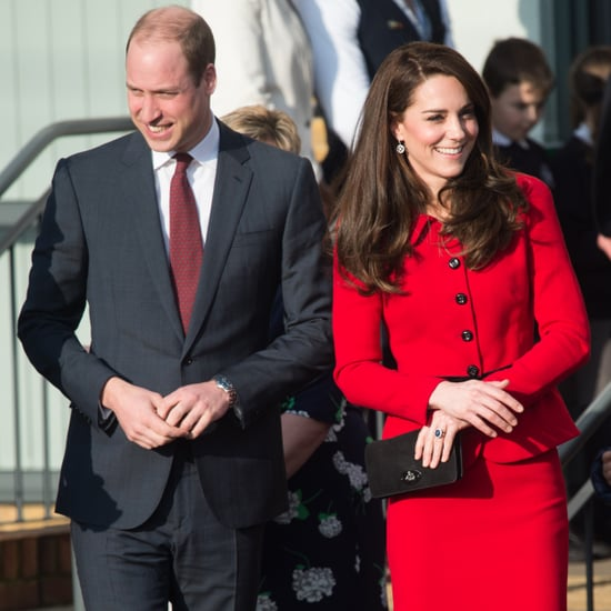Kate Middleton and Prince William Paris Trip Details 2017