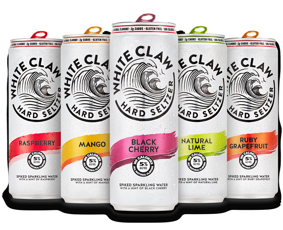 White Claw Onerous Seltzer Mango - Global Dmag