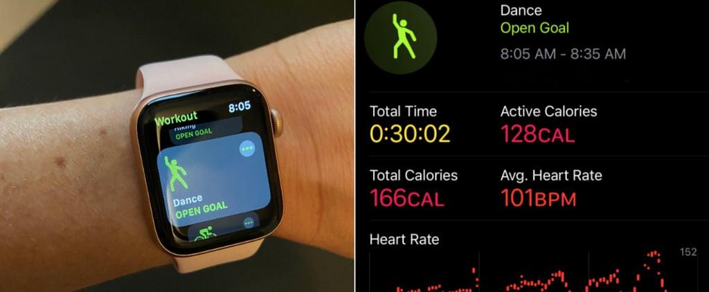 Apple WatchOS 7 Dance Workout App Review
