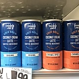 Trader Joe's Cold Brew Coconut Cream Latte Coffee Beverage ($2)