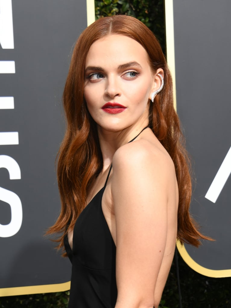 Thank You Golden Globes Red Carpet For Giving Us Our 2018 Hair Inspo