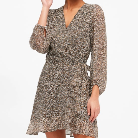 Most Flattering Dresses at Banana Republic