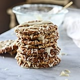 Thin and Chewy Oatmeal Cookies With Brown Butter Icing