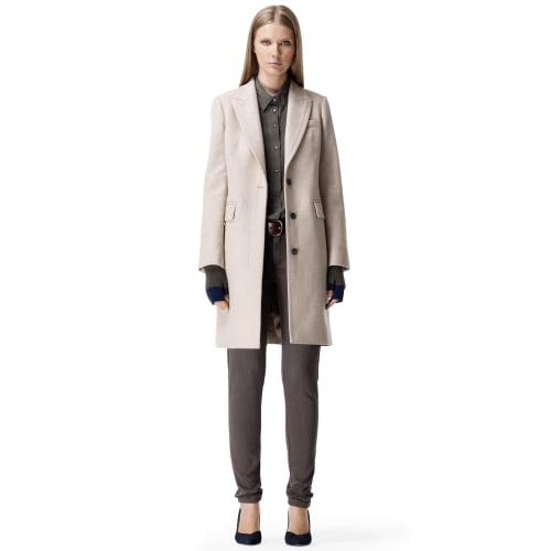 We can't get enough of the classically chic silhouette (and amazing price tag) of Club Monaco's Bennet coat ($140, originally $349 with special code SAVE50).