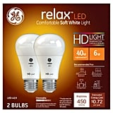 Relax Soft White Bulbs