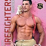 Australian Firefighters 2020 Cat Calendar