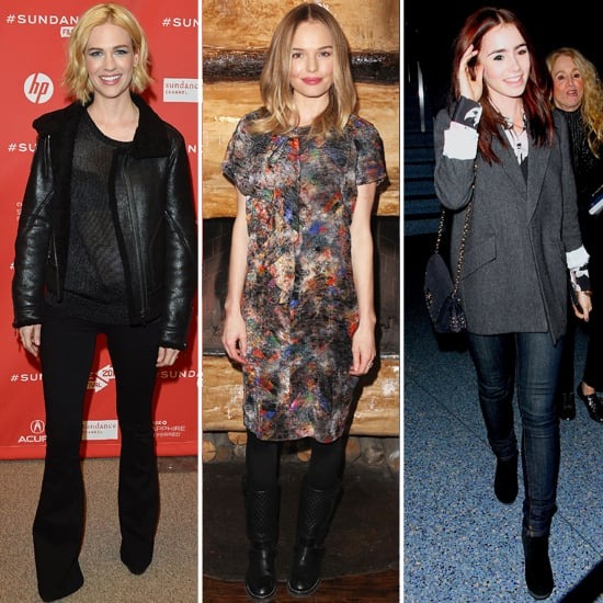 Celebrities in Mulberry