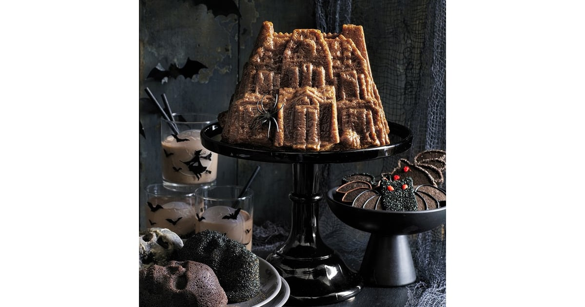 Nordicware Haunted House Bundt Cake Pan Williams Sonoma
