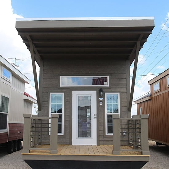 Tiny House on Wheels on Amazon