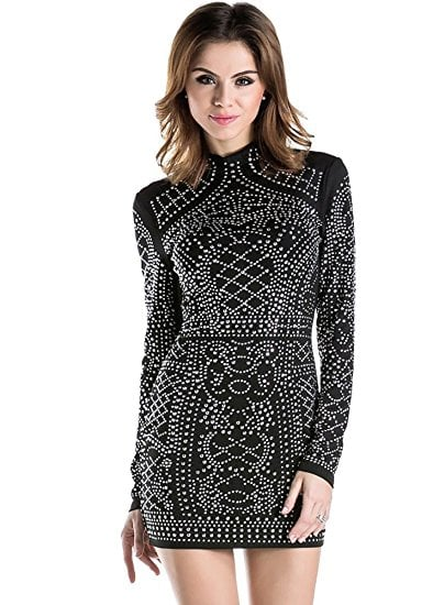 1f1c286aa0ee Missord Women s Long Sleeve Dress