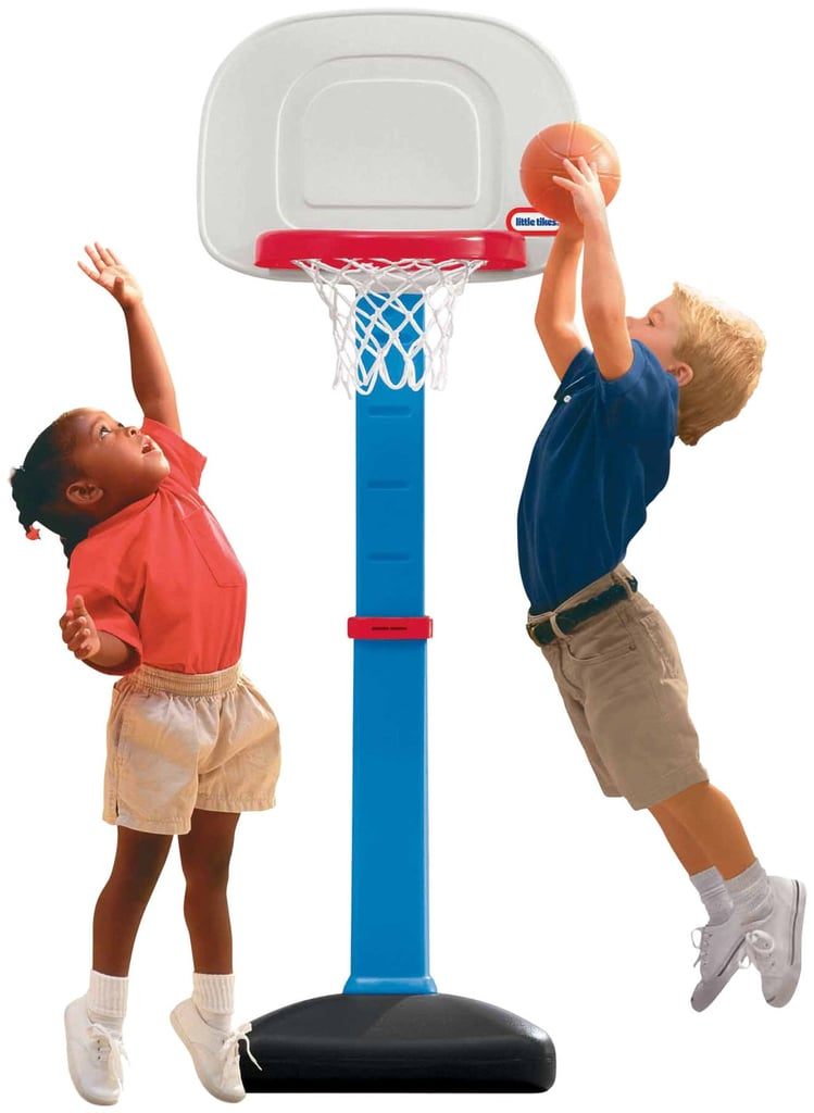 For 4-Year-Olds: Little Tikes Easy Score Basketball Set