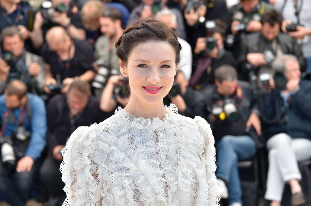 Photos of Caitriona Balfe at the Cannes Film Festival