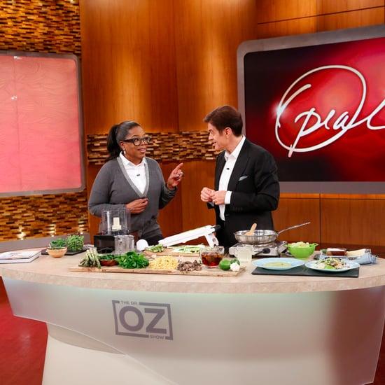 Oprah's Scrambled Eggs Recipe