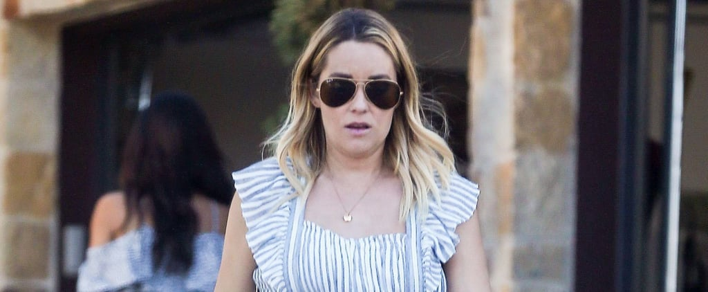 Lauren Conrad Made Herself Even More Relatable With This Baby Shower Dress