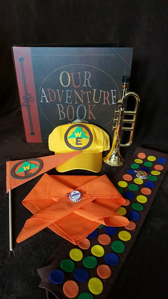 Russell The Wilderness Explorer Costume 90 Disney
