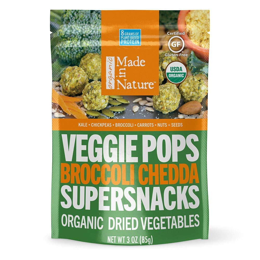 These Sneaky (but Tasty!) Veggie Pops