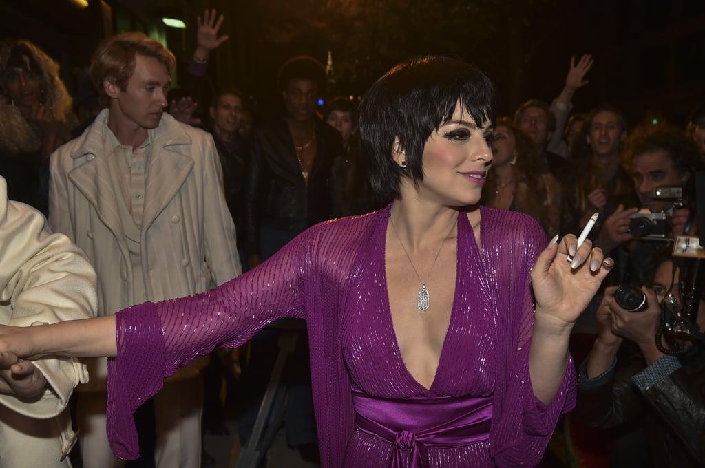 Meet Krysta Rodriguez, aka Halston's Liza Minnelli