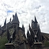 Does the Forbidden Journey ride make people motion sick?