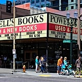 Not too far down from the Ace Hotel is the iconic Powell's Books, aka the world's largest independent bookstore. Spanning an entire city block, here you will find new, used, and rare finds throughout the store's 68,000 square feet. That's about 1.6 acres of books, people! While it can go unsaid, be sure to allot plenty of time to roam and wander, as you never know what you might find in this literary treasure chest.